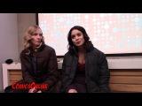 Powerless - On Set Interview with Vanessa Hudgens &amp Christina Kirk