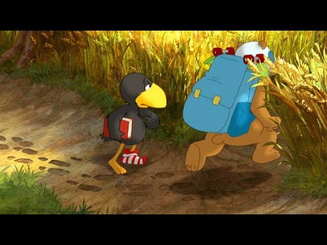 2 3 Petit Corbeau Animation 2013