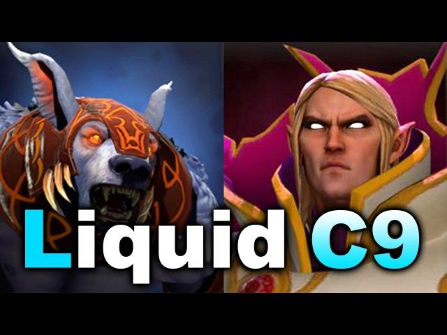 Liquid vs Cloud 9 27k Power Roster Debut SL iLeague Dota 2