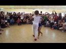 Morenasso and Adi Baran Semba demo Pemba Laka @Danubian Salsa Festival 2017