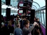 Robin Guthrie &amp Steve Wheeler Live 2012 Strasbourg