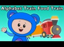 Ride and Sing on the ABC Food Train | Alphabet Train and More | Baby Songs from Mother Goose Club!