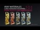 Vray Materiales avanzados Parte01 Teoria y principios fundamentales en Español