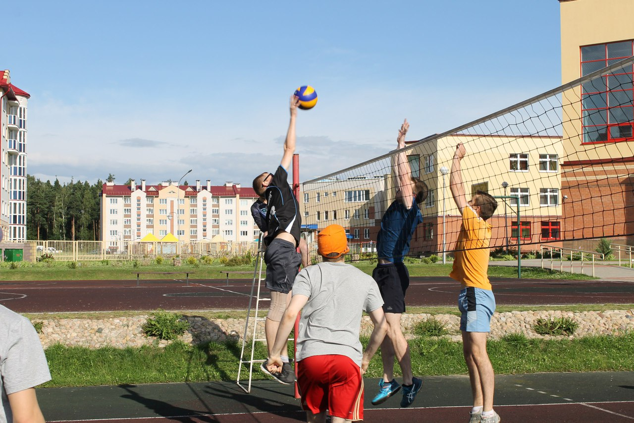 Спорт на ВМС_БелАЭС продолжается!