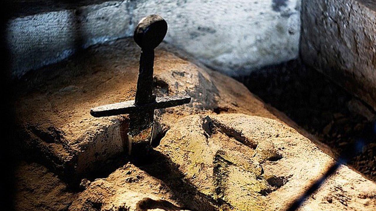меч аббатства сан-галагано