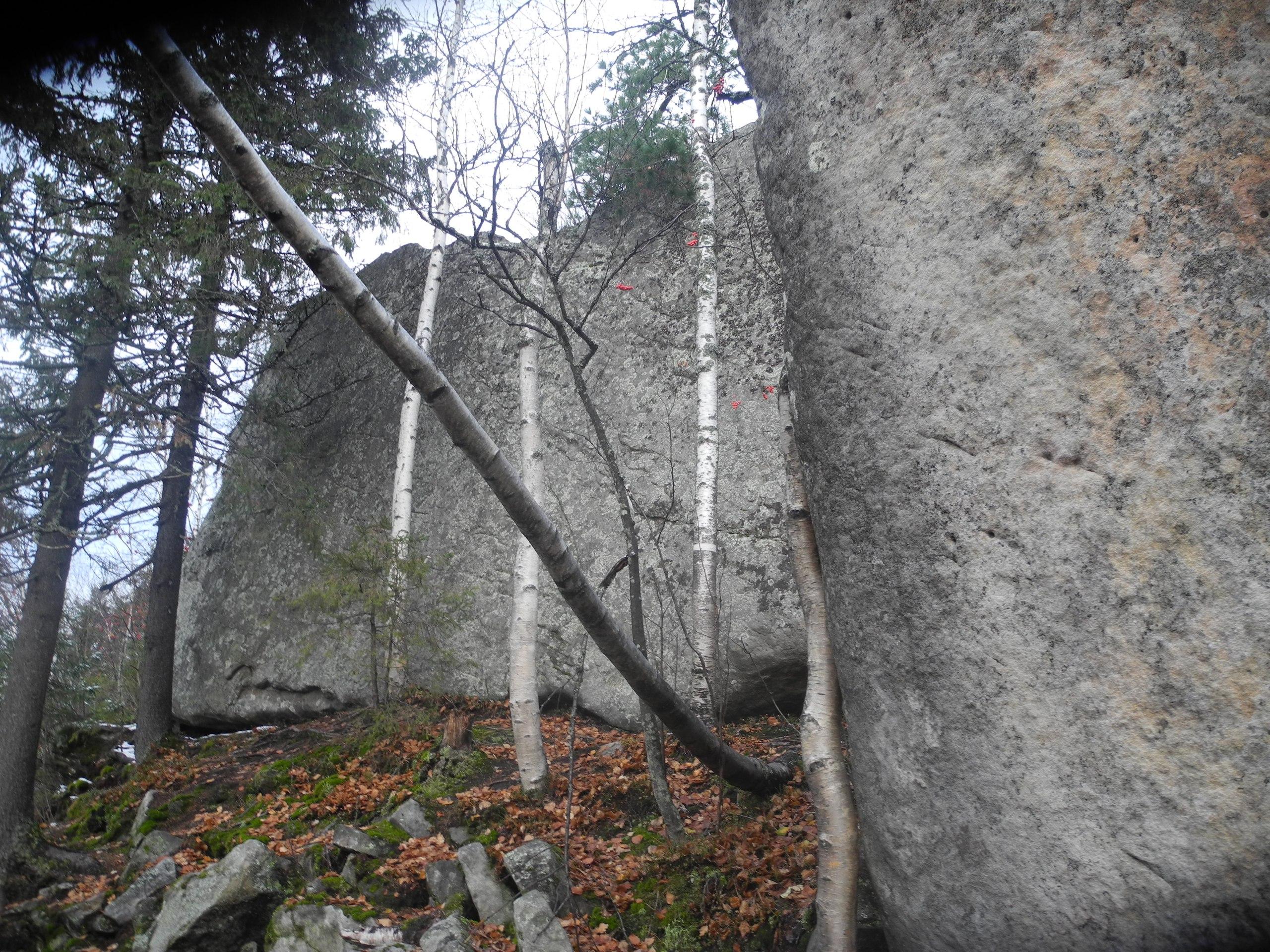 каменный город урал