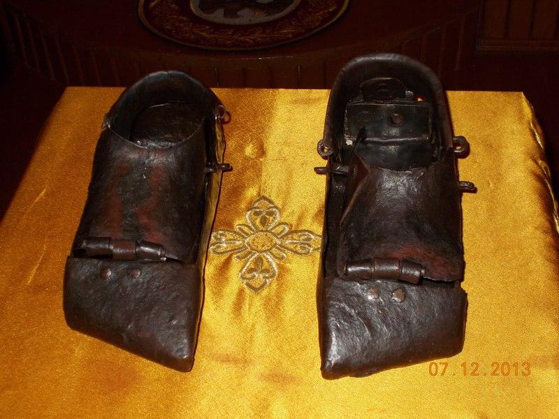 сандалии меркурия смоленского
