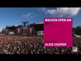 Alice Cooper (Live in Wacken Open Air-2017) (Magenta Musik 360, HD 1080p, 05.08.2017)