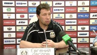 ФК Тюмень - Ротор-Волгоград. Евгений Маслов (О Рябокобыленко, Чуканове)