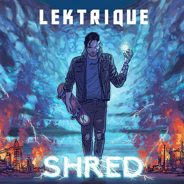 Lektrique - Shred
