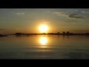 Закат на Волге 19 05 2017 Казань Россия