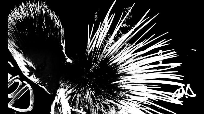 "Тетрадь смерти 2017: Отрывок/DEATH NOTE ""Ryuk Appears"" Movie Clip Trailer (2017) Willem Dafoe Netflix Horror Movie HD"
