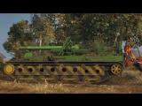 СУ-14-1 Лесопосадочная - Защитники рандома [World of Tanks]