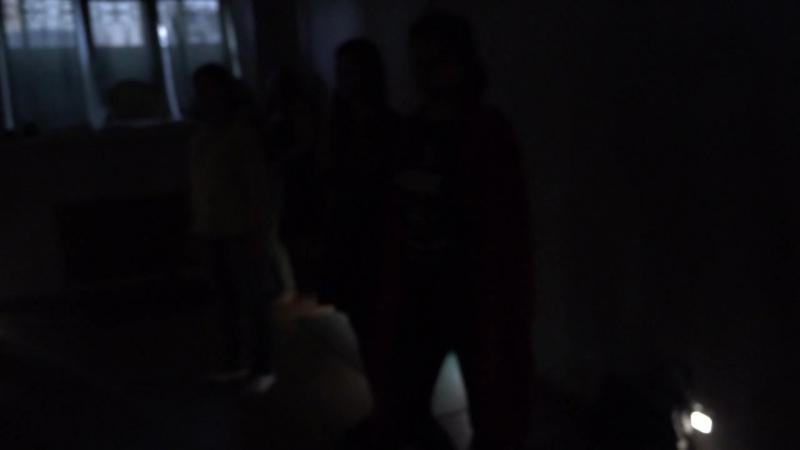 шаманские танцы...