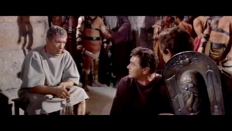 Разбойник Варавва / Barabbas (1961) (A/R)