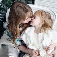 Анастасия Попова  ♡Мама хоккеиста и принцессы♡
