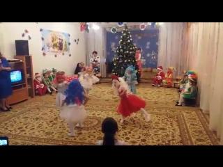 танец доченьки куколки