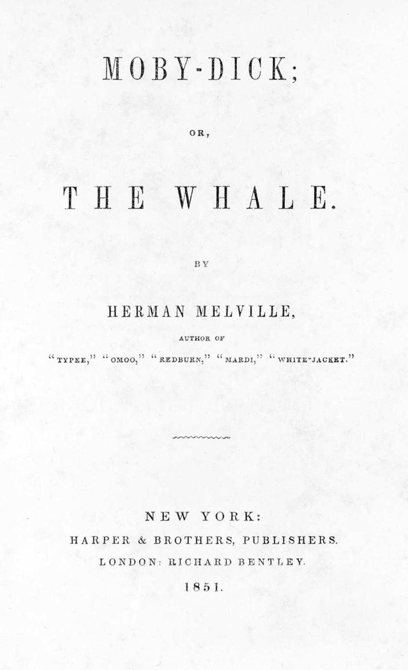 Обложка первого издания романа, источник фото https://books.google.com