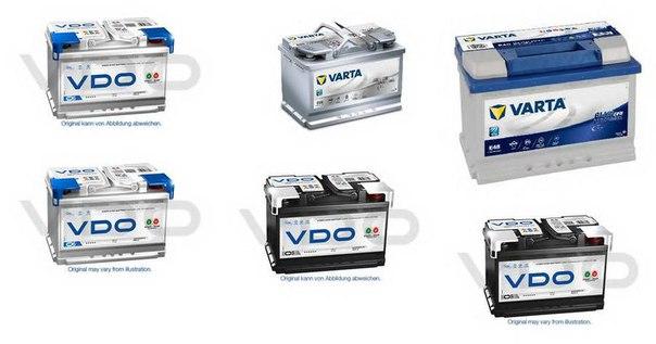 Стартерная аккумуляторная батарея; Стартерная аккумуляторная батарея для CADILLAC ESCALADE пикап