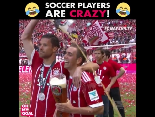 Главные шутники в футболе