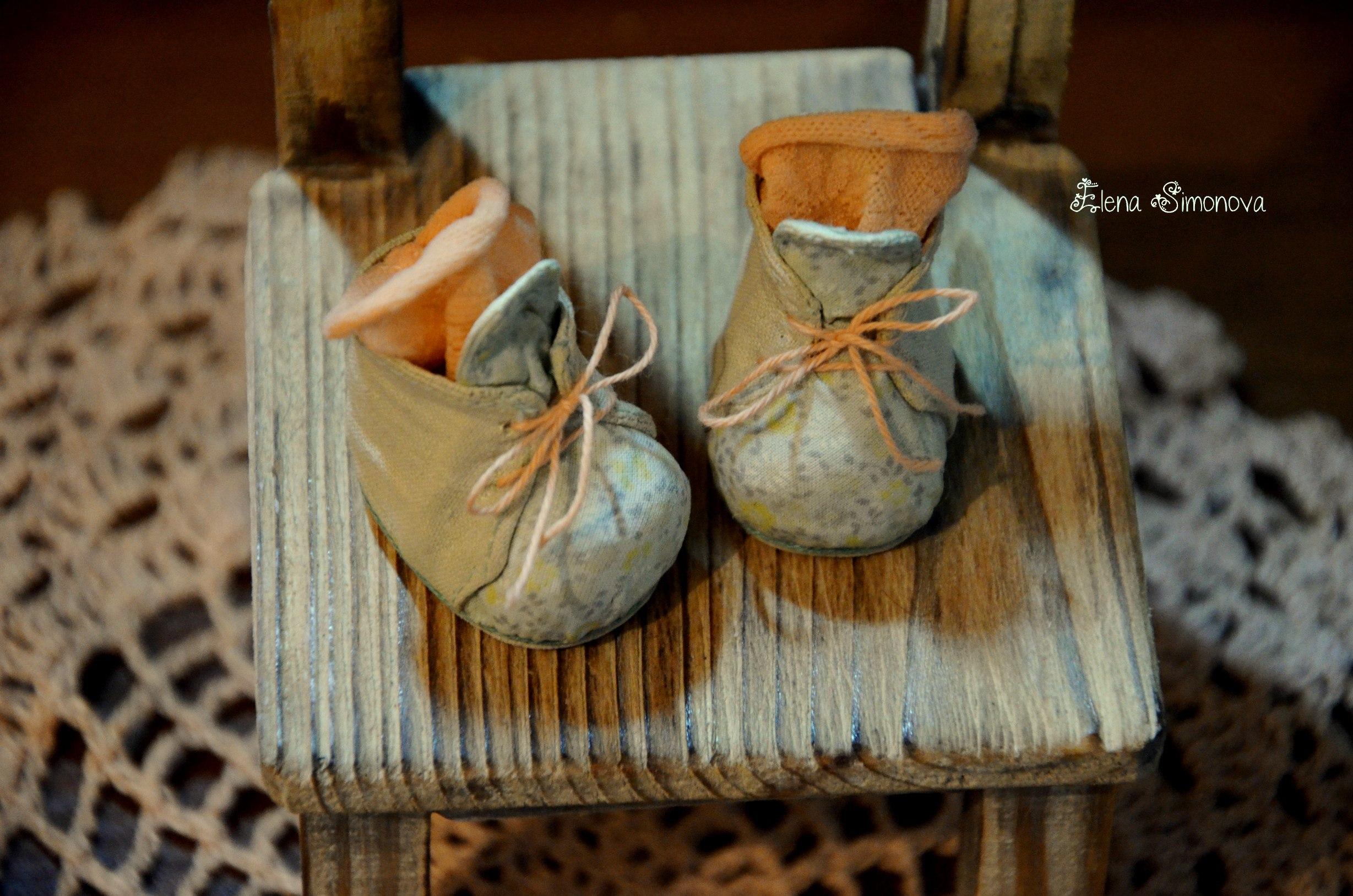 обувь для куклы