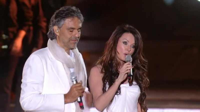 Andrea Bocceli Sarah Brightman - Time to Say Goodbay