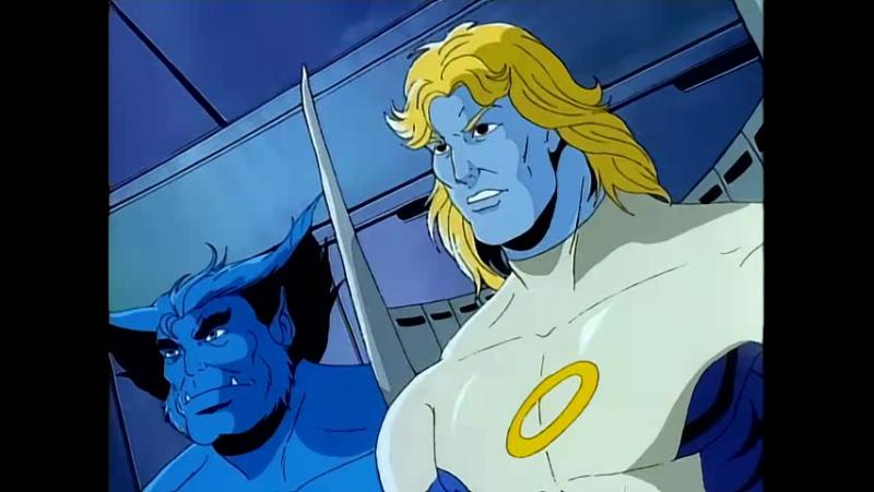 Люди Икс (4 сезон .10 серия) 1992