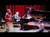 Terry Riley, John Zorn and Mike Patton (live)