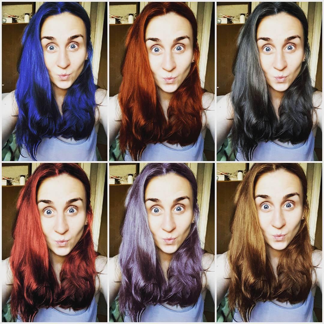 Приложение Fabby Hair даст возможность пользователям поменять цвет волос