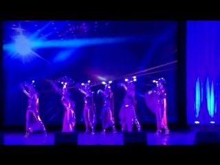 Космический вояж шоу балет Антре