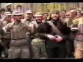 Перед освобождением Шуши