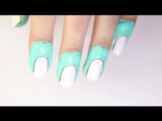10 секретов_ ⭐ Как сделать идеальный градиент (омбре) на ногтях ⭐