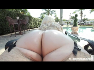 Ms. Claudia Kelly phat HD - big ass booty butts tits bbw pawg curvy chubby milf mature stockings