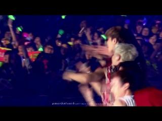 [FANCAM] 160903 GOT7 - Go Crazy (Фокус на Марка) @ JYPN в Японии D-2