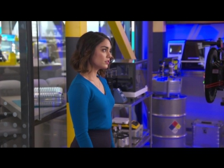 Go Behind The Scenes on the POWERLESS Set - Vanessa Hudgens, Danny Pudi, Ron Funches