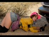 Nikki Benz(Full Service Station A XXX Parody)anal sex porno