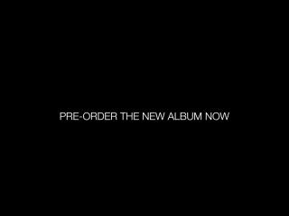 Album Pre-order (Full screen)