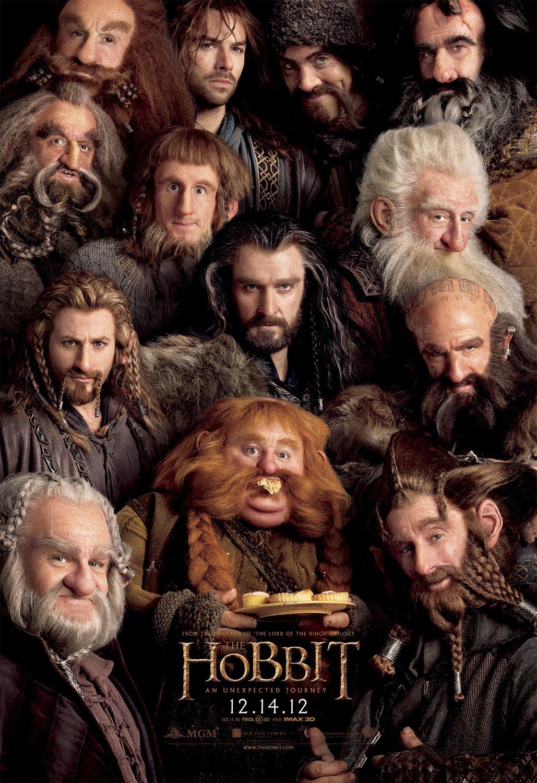The Dwarf Cast