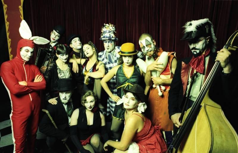 Circus Contraption