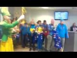 Ангарск встречает паралимпийскую Сборнуя команду РФ по лыжным гонкам