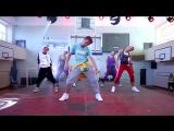 Zumba - Warm up - How Deep Is Your Love _ Balam Pichkari Mashup - Vidya ft. Shan