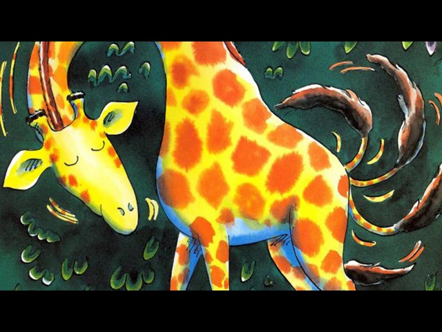 Giraffes Cant Dance Stories for kids Animation Video Song Movie 📚 Story Time for Kids 📚
