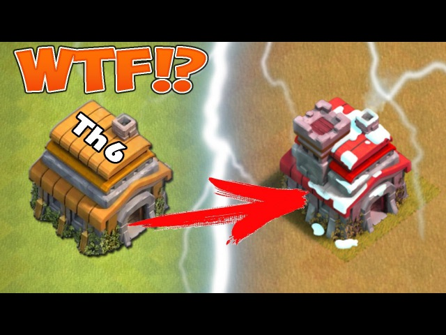 ПРИ АПЕ ТХ СЛУЧИЛОСЬ... ПЕРЕХОД С TH6 НА TH7 Clash of Clans | Что качать New 2017