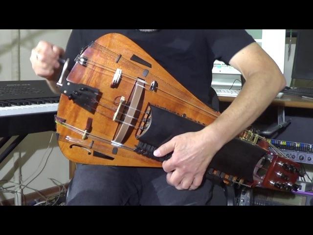 Hurdy-gurdy. Uzh I Ya Li Moloda, Tonkopriaditsa Byla