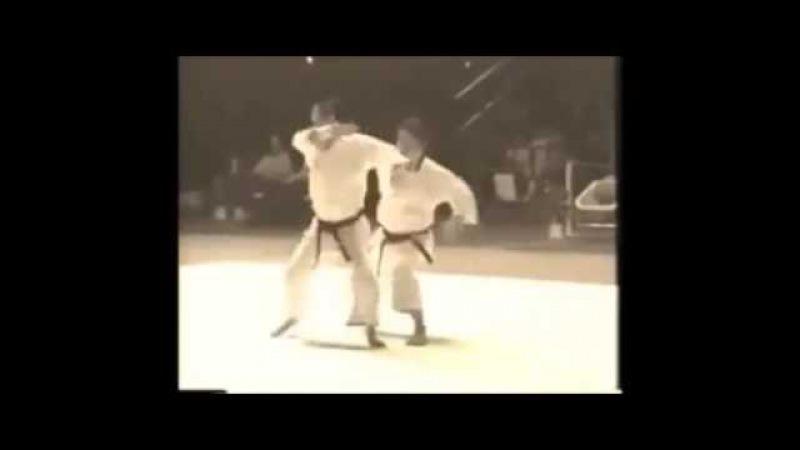 The Thunderstorm Tetsuhiko Asai Sensei demonstration