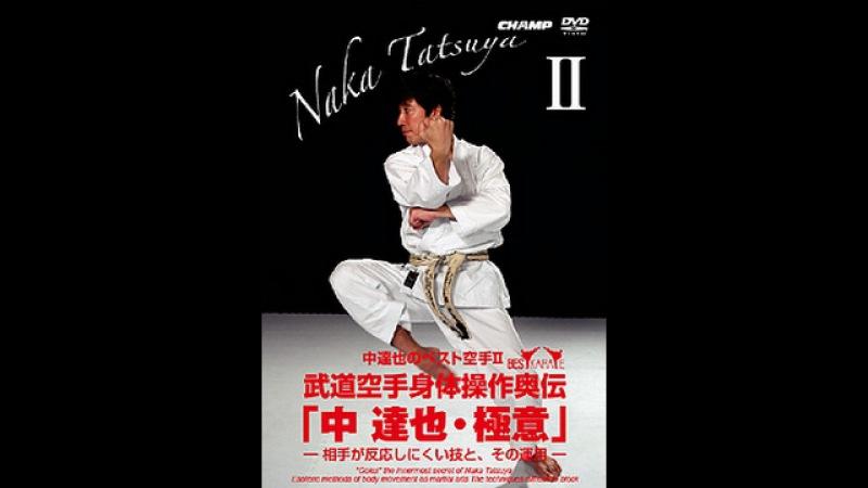 The Best Karate Tatsuya Naka 中達也のベスト空手2 武道空手身体操作奥伝 「中達也・極意」 -304
