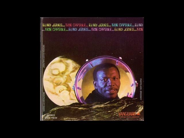 Elvin Jones – Time Capsule (Full Album) 1977