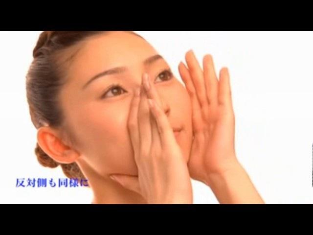 Коруги уникальная техника правки лица
