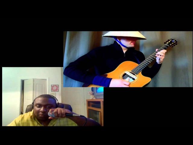 Raiden Guitar Beatbox (Ewan Dobson - Time 2 - Guitar)