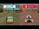 Lego City Undercover | Switch VS Wii U | GRAPHICS COMPARISON | Comparativa